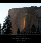 Horsetail Fall II