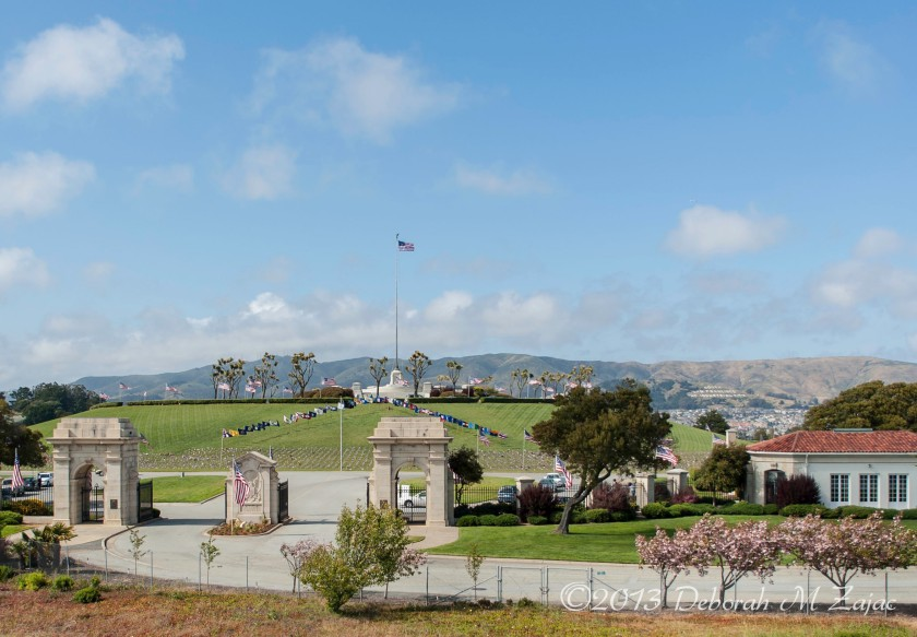San Bruno National Cemetery