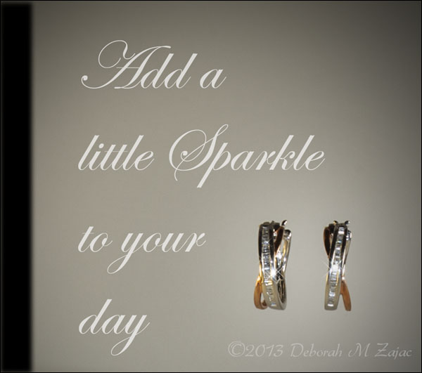 Add a little Sparkle to your day