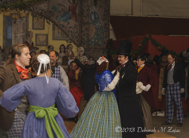 A Waltz at Fezziwig and Company 1