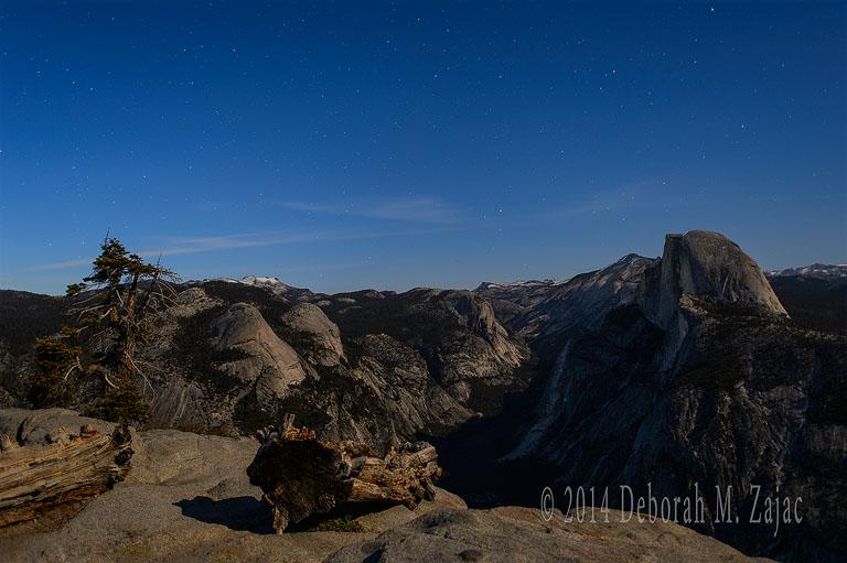 """P52 20 of 52 Ursa Major""""Big Dipper"""" over Yosemite National Park"""