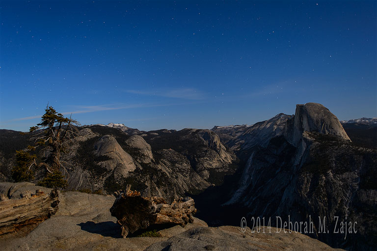 "P52 20 of 52 Ursa Major""Big Dipper"" over Yosemite National Park"