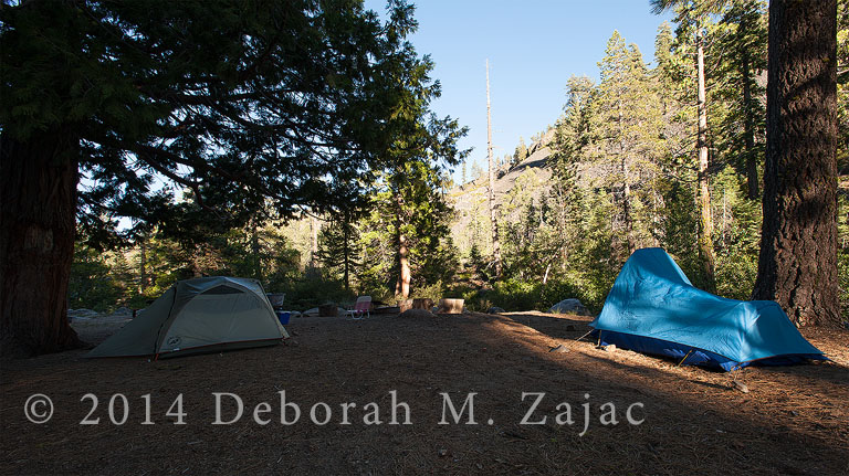 Campsite No 4