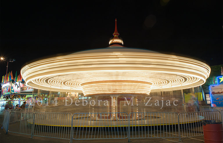 Spinning Carousel