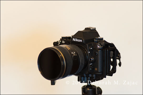 Nikon Df with Nikkor 17-35mm f2.8 mounted