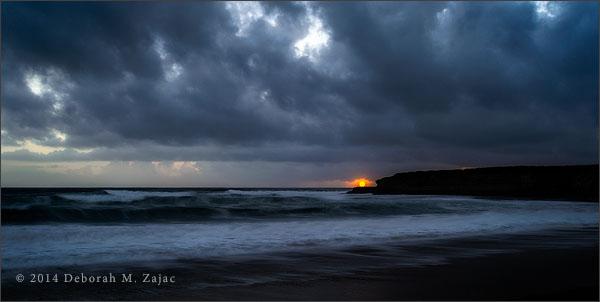 Sunset Santa Cruz CA