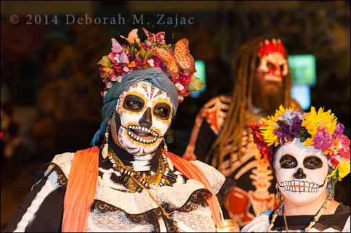 Dia de los Muertos 2011