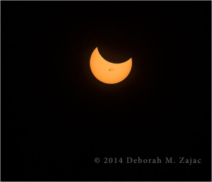 P52 43 of 52 Partial Solar Eclipse