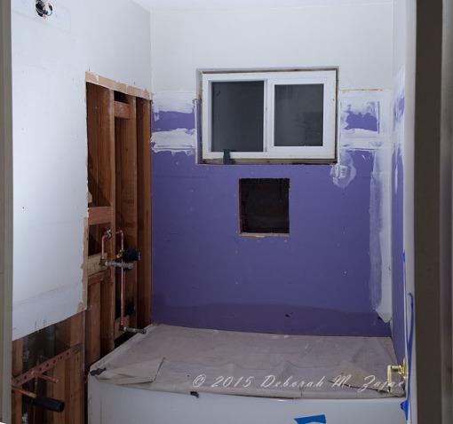 Day 3 Hall Bathroom Update
