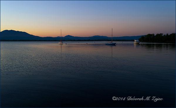 Dawn Clear Lake CA