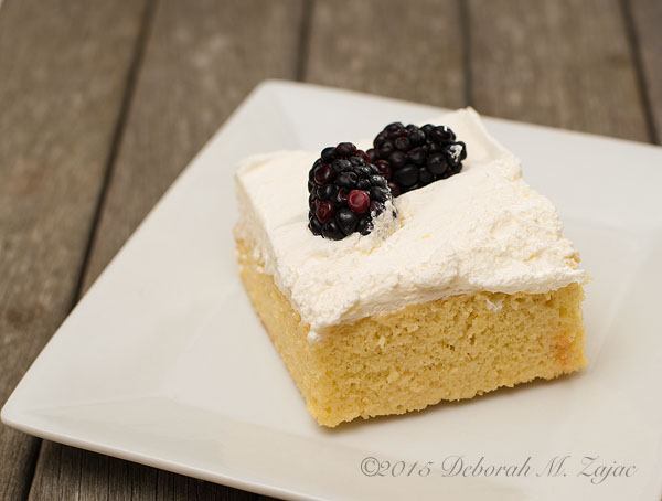 Tres Leches Cake Challenge