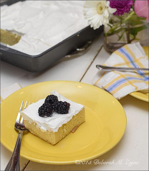 Tres Leches Cake Challenge