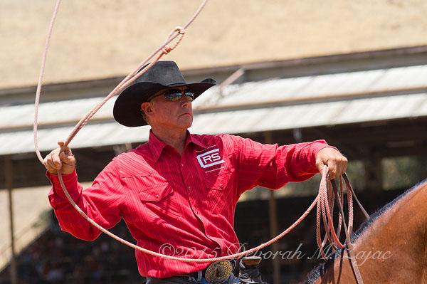 Rough Stock Cowboy