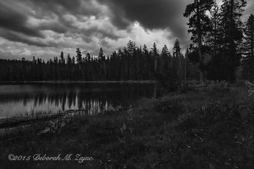 Chasing Lightning in Lassen National Park