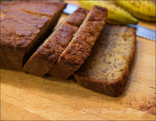 P52 32 of 52 Banana Bread