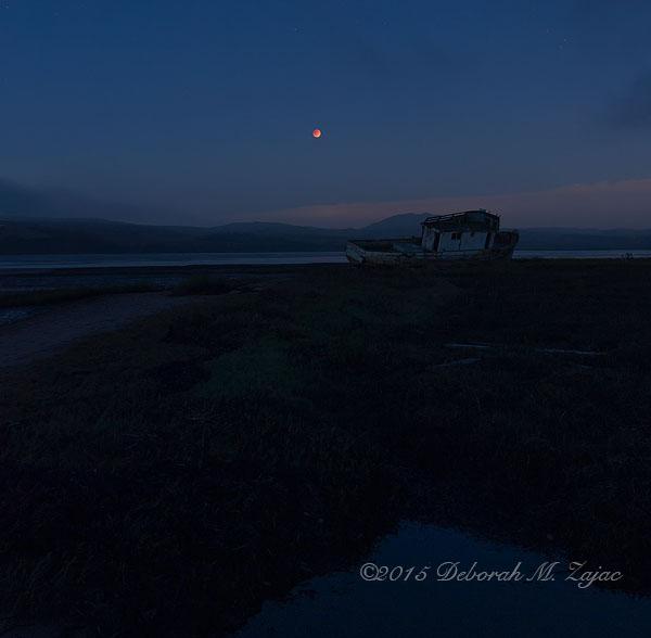 Blood Moon Total Lunar Eclipse