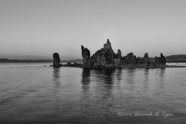 Monochrome Madness 2 28 of 52  Tufas South Mono Lake Area