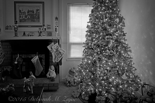Monochrome Madness 2 38 Christmas Where you Are