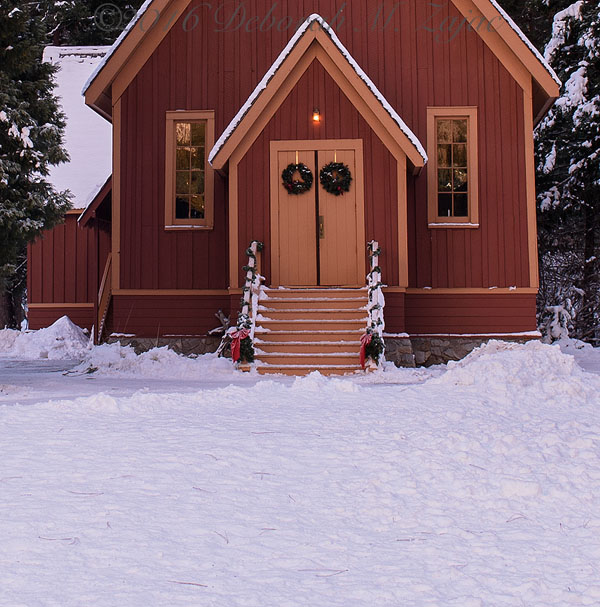 P52 1 of 52 Yosemite Chapel Doors