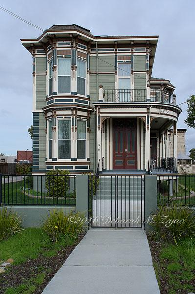 Tilden-Laine House Alviso CA