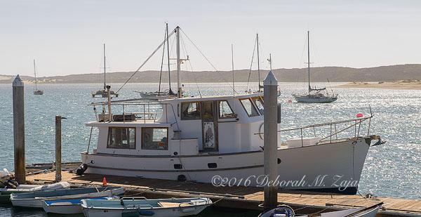 Fishing boat, Morro Bay, CA