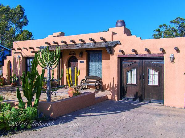 Nº 1270 The Pueblo House, Morro Bay, CA