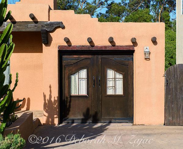 Nº1270 The Pueblo House, Morro Bay, CA