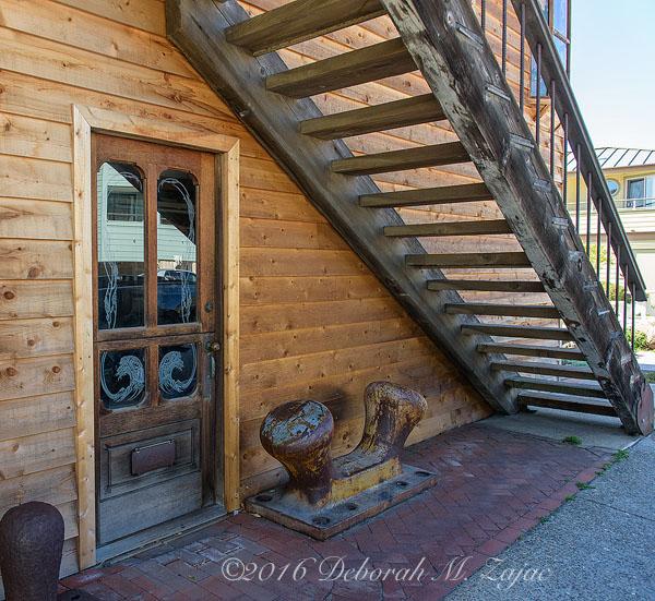 Nº495 Door Morro Bay CA