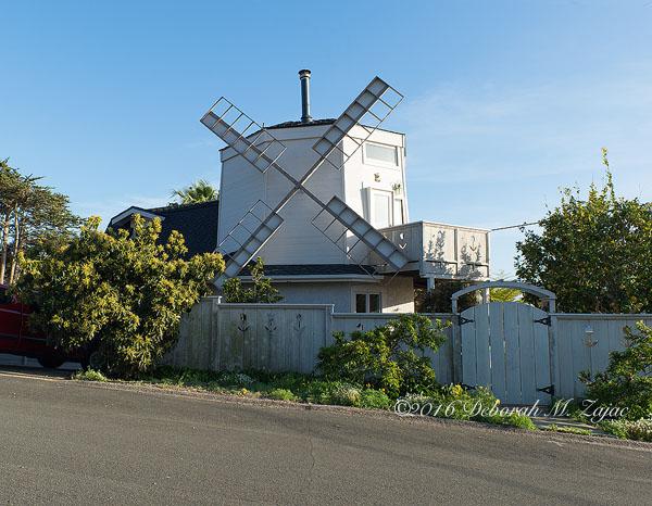The Windmill House-Morro Bay, CA
