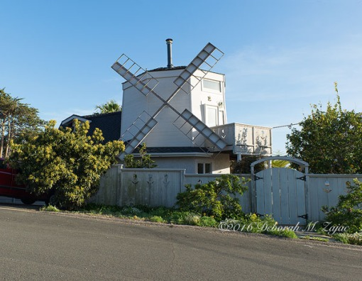 The Windmill House-Morro Bay, CA