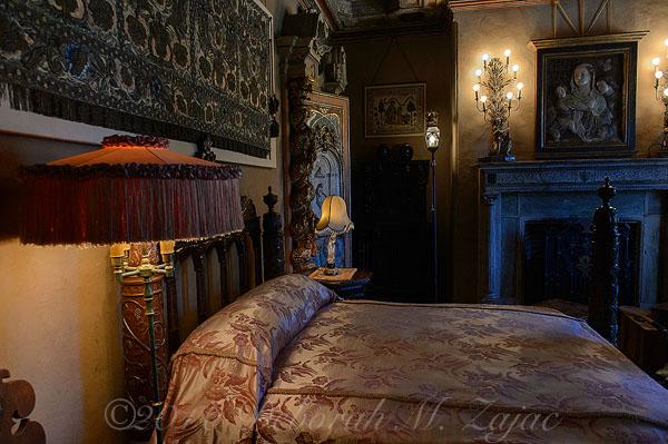 Guest Bedroom Hearst Castle
