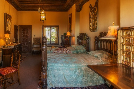 Hearst Castle Guest Room