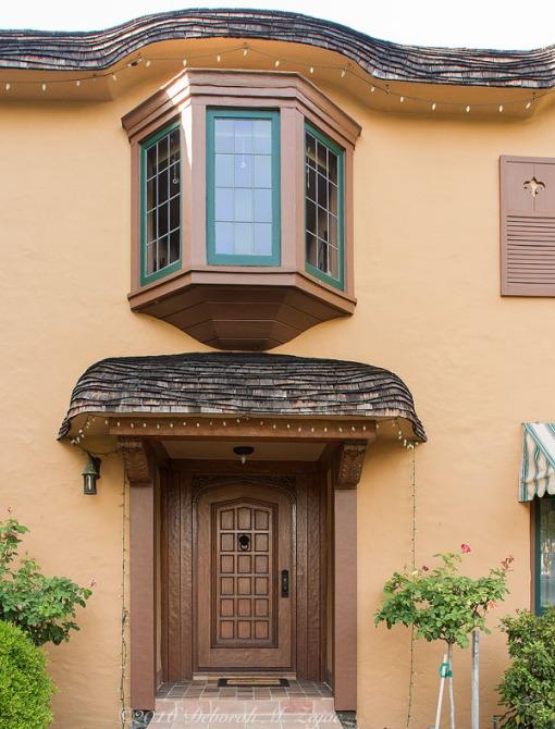 Ainsley House Front Door