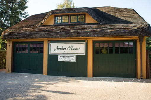 Ainsley House Carriage House Morgan Gallery