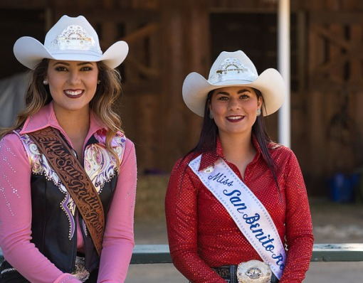 Miss San Benito Rodeo 2015 & 2016