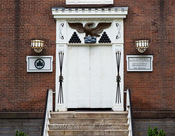 The Arsenal NYC Front Door