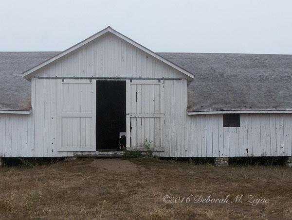 Long Barn Doors Pierce Point Ranch