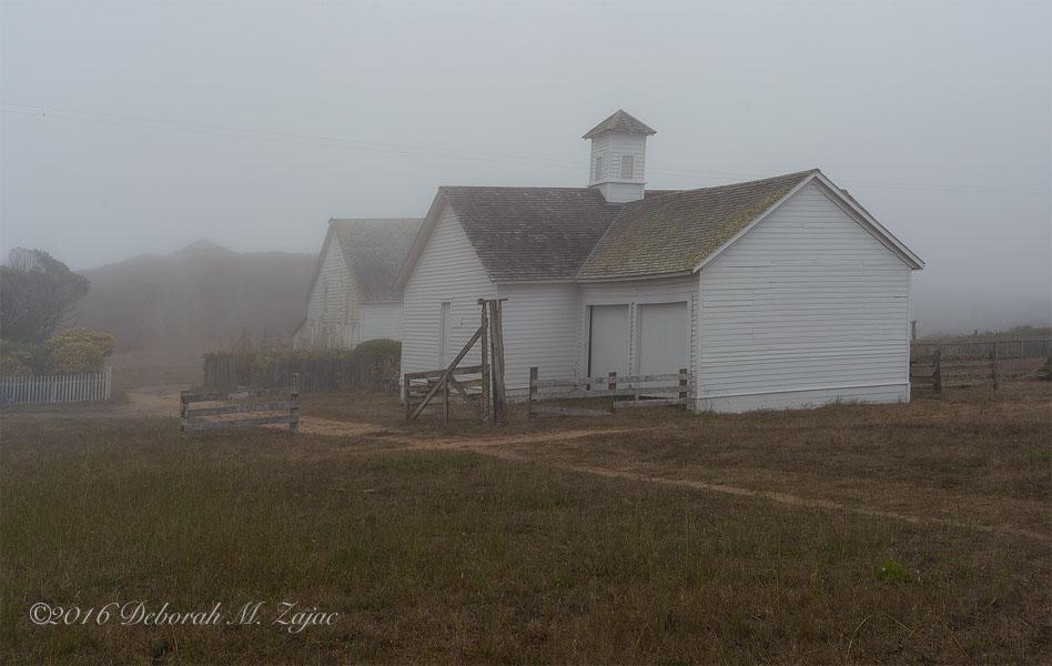 Pierce Point Ranch Point Reyes National Seashore