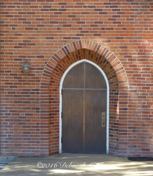 Side Door Trinity Lutheran Church