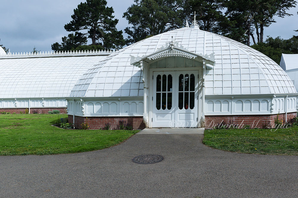 Conservatory of Flowers San Francisco
