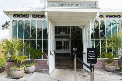 Main Entrance Conservatory of Flowers