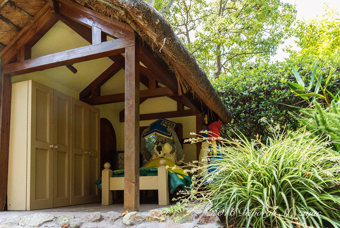 Grandmother's House Legoland California