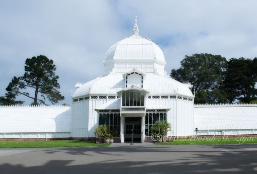 Conservatory of Flowers Main Entrance