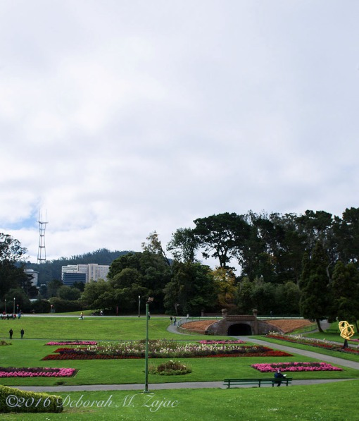 South Garden Conservatory of Flowers