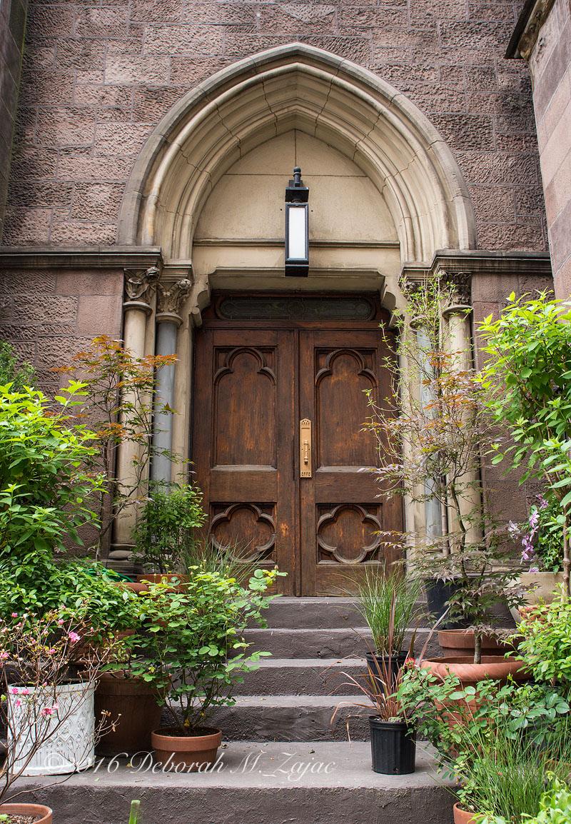 St John the Baptist Church Side Door