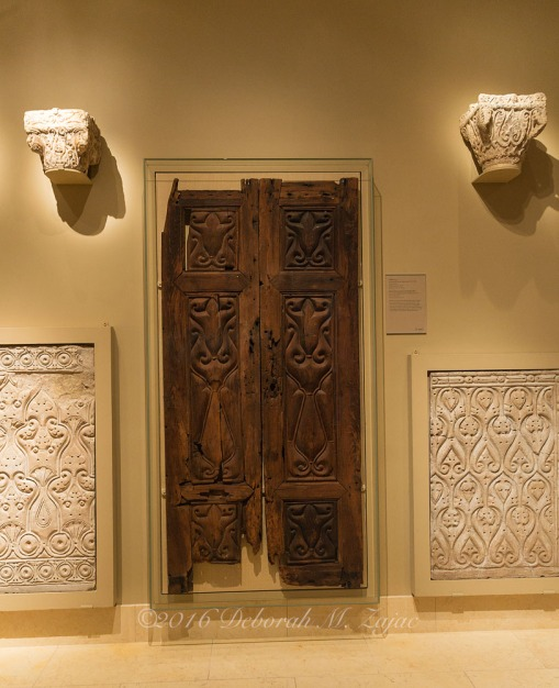 Carved Doors 9th Century
