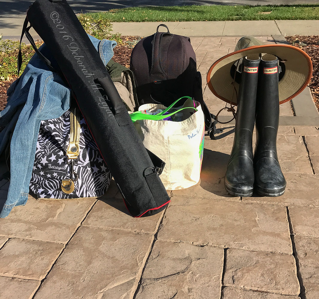Packing Lite