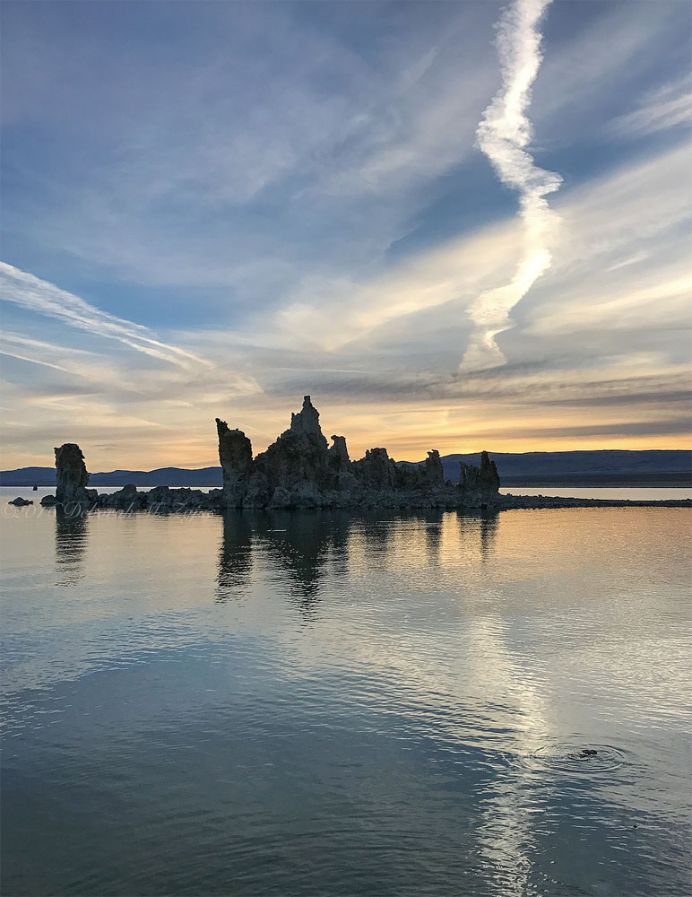 South Tufas Mono Lake