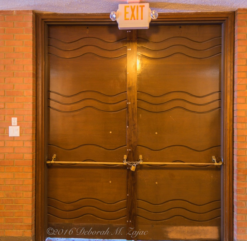 Interior Central Ave Doors
