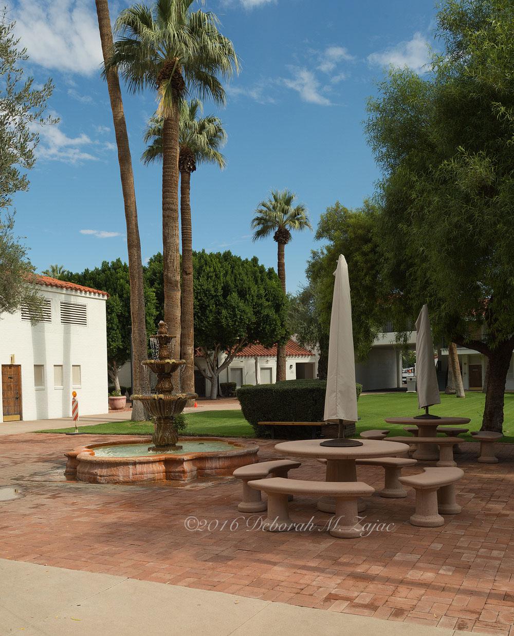 Courtyard CU Methodist Church